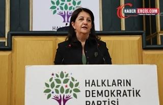 Buldan: Kobanê hükmün önceden verildiği AKP davasıdır