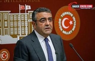 CHP'li Tanrıkulu'nun parti kapatma sorusu...