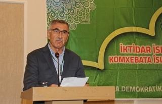DİK eski Eş Sözcüsü Bedirhanoğlu'na hapis...