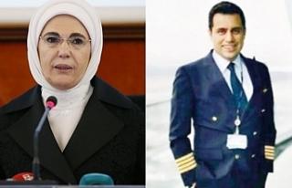 Emine Erdoğan'ın yeğeni THY Genel Müdür...