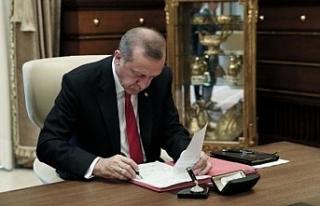 Erdoğan'ın imzasıyla 12 ayrı özelleştirme...
