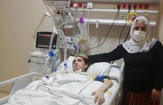 Evliliği reddettiği için vurulan çocuk hastanede...