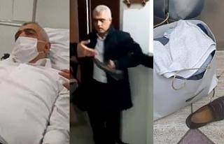 HDP Milletvekili Gergerlioğlu Sincan Cezaevi'ne...