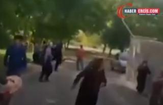 İran güçleri köylülere saldırdı