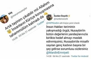 Kürtçe karşıtı ırkçı twite AKP'li başkandan...