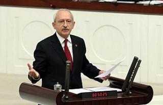 Kılıçdaroğlu: Bu Meclis üzerinde hiçbir vesayeti...