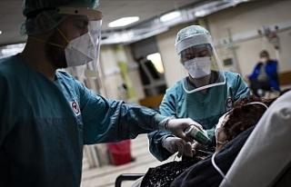 Koronavirüsten 339 kişi daha yaşamını yitirirdi