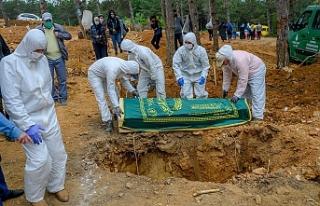 Koronavirüsten 341 kişi daha yaşamını yitirdi