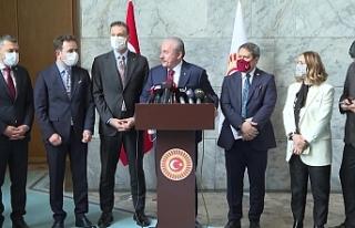 Mustafa Şentop'tan Özel'e tehdit: Pişman...