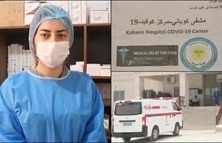 Rojava'da virüs yayılıyor: Bölgelerimizde...
