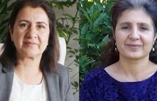 Savur ve Kızıltepe Belediye eşbaşkanları tahliye...