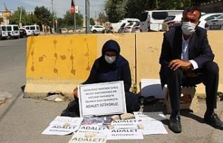 Şenyaşar ailesinin adalet arayışı 51'inci gününde...