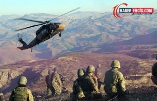 TSK operasyonunda yaşamını yitiren asker sayısı...