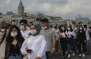 Türkiye'de Koronavirüsten 55 bin 791 yeni vaka