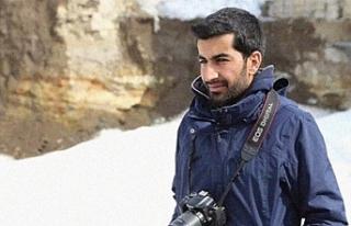 Van'da tutuklu Gazeteci Türfent açlık grevinde