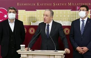 Yeneroğlu'dan Bahçeli'ye: Bu yarın TBMM'de...