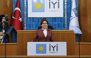 Akşener: Erdoğan savcıları harekete geçirmesi...