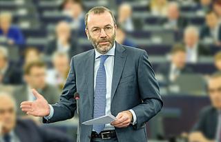 Avrupa Halk Partisi lideri Weber: Türkiye'yle...