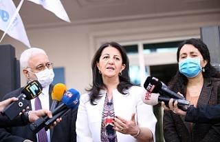 Buldan: Savaş Buldan ve arkadaşları devleti yönetenler...