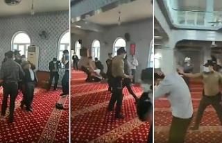 Cami baskınında gözaltına alınan 76 kişi serbest...