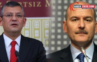 CHP'li Özel'den Soylu'ya '10 bin...