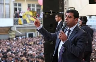 Demirtaş'tan 'Kobane' açıklaması:...