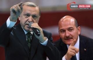 Erdoğan'ın sahip çıktığı Soylu: Emrindeyiz,...
