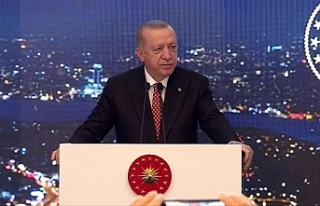 Erdoğan: Kanal İstanbul'u şehrimize kazandırmak...