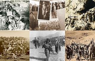 HDP'li Bülbül: Dersim'de yapılan katliam dünya...