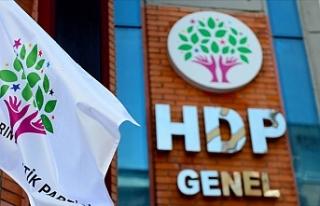 HDP MYK: Talan düzenine hep beraber son verelim