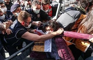 HDP'den 1 Mayıs müdahalelerine tepki: Korkusunun...
