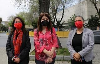 HDP'li vekiller Emniyet'in önüne geldi: Zulümle...