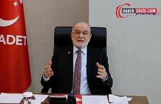 Karamollaoğlu'ndan 'AKP ile ittifak'...
