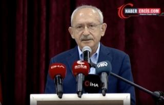 Kılıçdaroğlu'dan Erdoğan'a seçim çağrısı:...