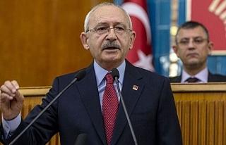 Kılıçdaroğlu: Erdoğan, mafya ağzı ile 'Bunlar...
