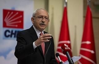 Kılıçdaroğlu'ndan Bahçeli'ye 'yeni anayasa'...