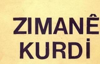Kürtçe Anlamak Ne Demek? Kürtçe Seni Anlıyorum...