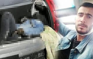 Otomobilin bagajında bulunan cesetle ilgili 5 kişi...
