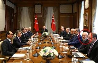 Erdoğan'ın danışmanlığından SADAT'ın...