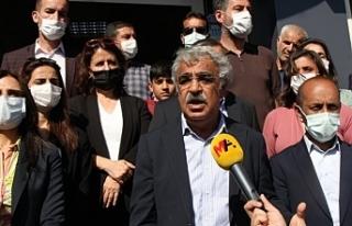 Sancar Hakkari'de: Kürde hukuk işlemiyor