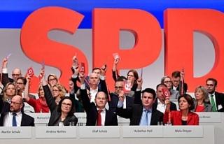 SPD kongresine 'Rojava ile dayanışma' önergesi