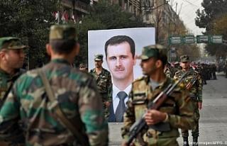 Suriye'de Devlet Başkanlığı seçimleri öncesi...