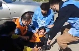 Trabzon'da 1 Mayıs: 12 gözaltı, 1 yaralı