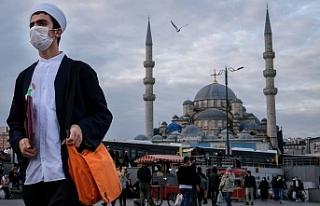 Türkiye'de Koronavirüsten can kaybı 41 bin...