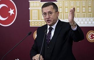 Türkkan: Bu ucube sistemin her türlü anayasa teklifine...