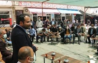 Van'da HDP'li Temel: Partimizin önüne getirilenler...