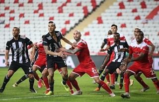 Ziraat Türkiye Kupası Finali Antalyaspor - Beşiktaş...