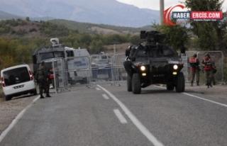Bitlis'te 12 köyde daha yasak ilan edildi