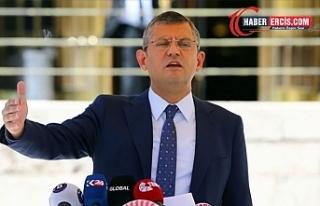 CHP'li Özel: Acilen Soylu hakkında soruşturma...