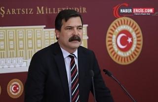 Erkan Baş'tan Bahçeli'ye: Ahmet Şık...